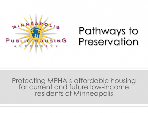 "Watch MPHA's ""Pathways to Preservation"" (narrated in English & Somali)"