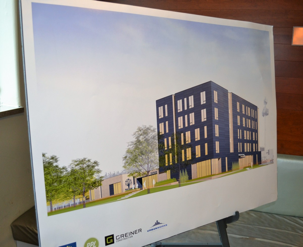 Downtown View rendering
