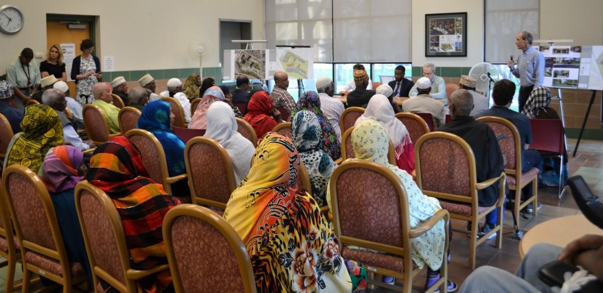 Cedars Security Upgrades Meeting - May 2018