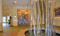 MPHA art in 350 Van White Blvd