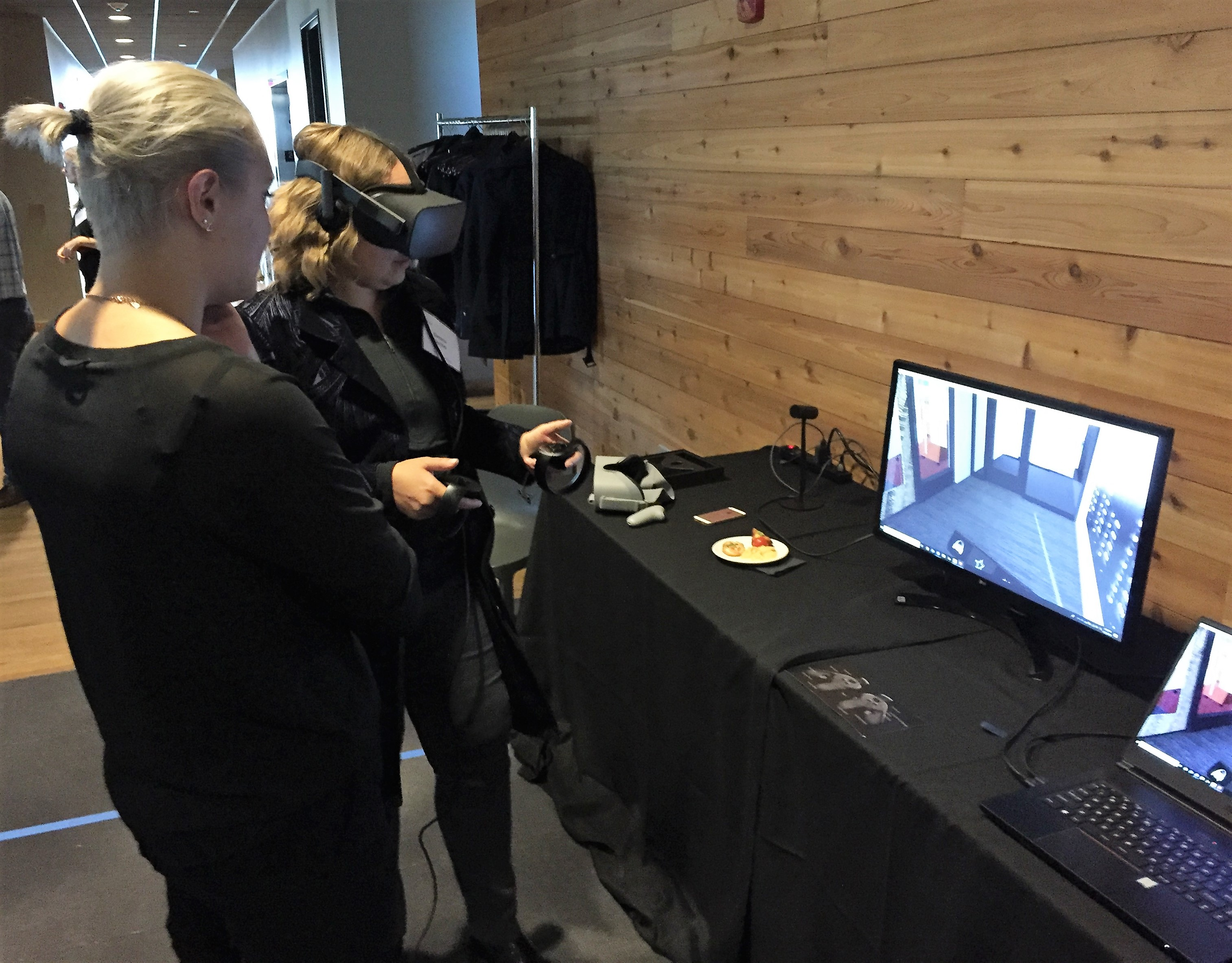 Virtual Reality demo of the apartments