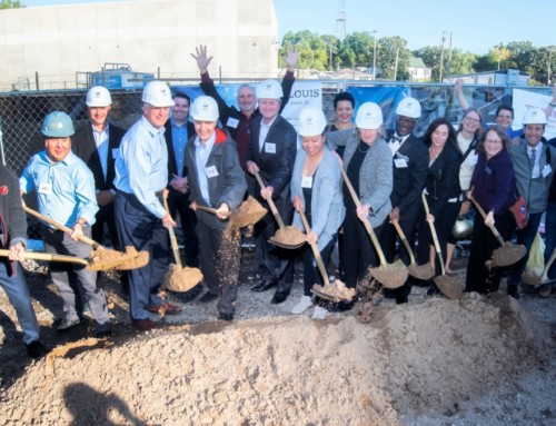 MPHA joins Aeon and others for groundbreaking of The Louis