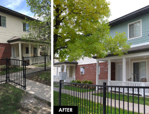 MPHA takes over and revitalizes family townhomes in South Minneapolis