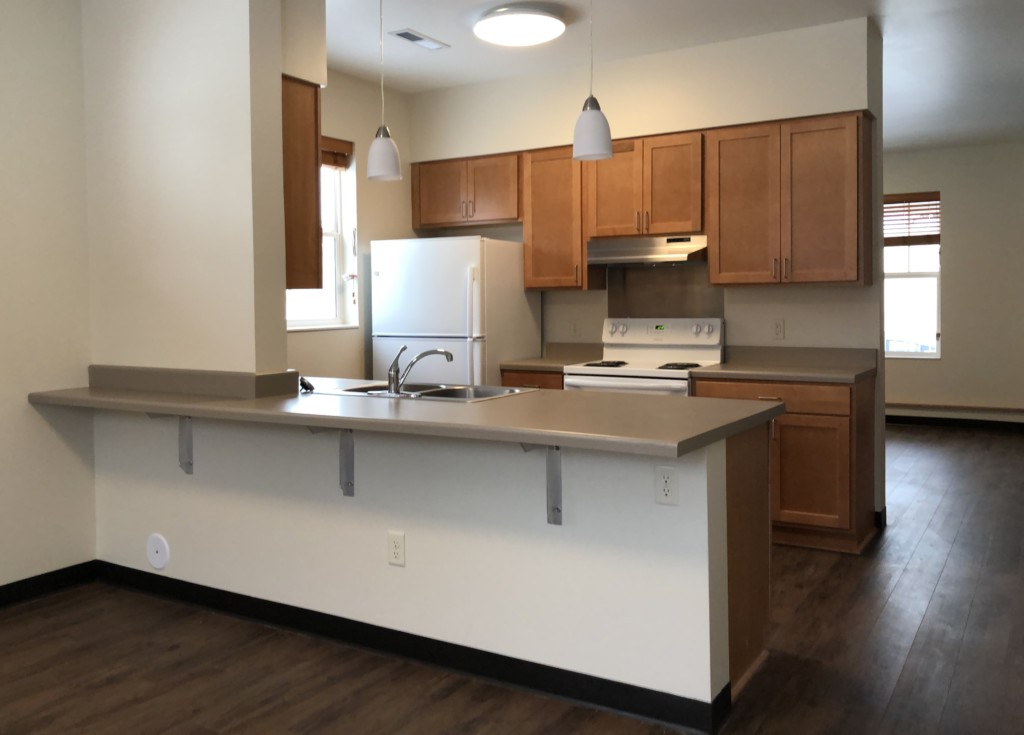 Minnehaha Townhomes interior