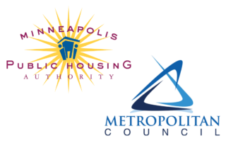 MPHA and Met Council Logos